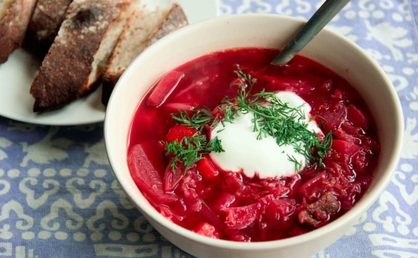 Polska sławna jest z wybornych potraw